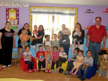 group at day care
